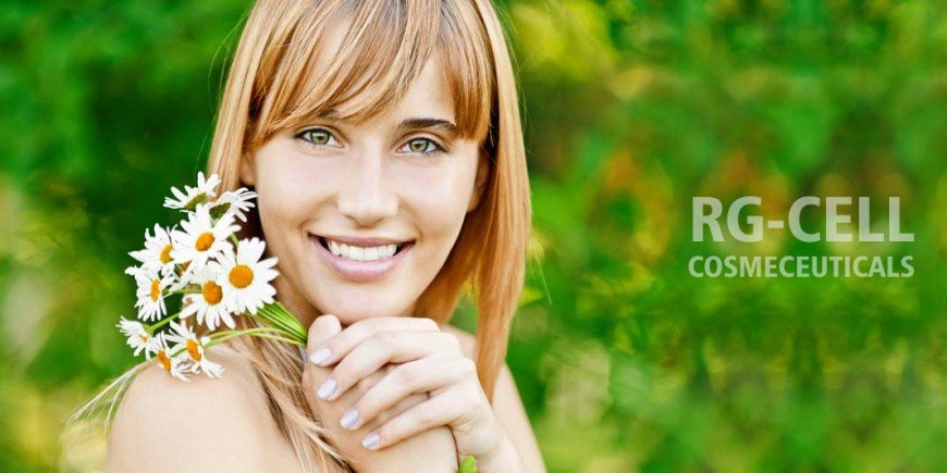Chamomile in Skin Care Products