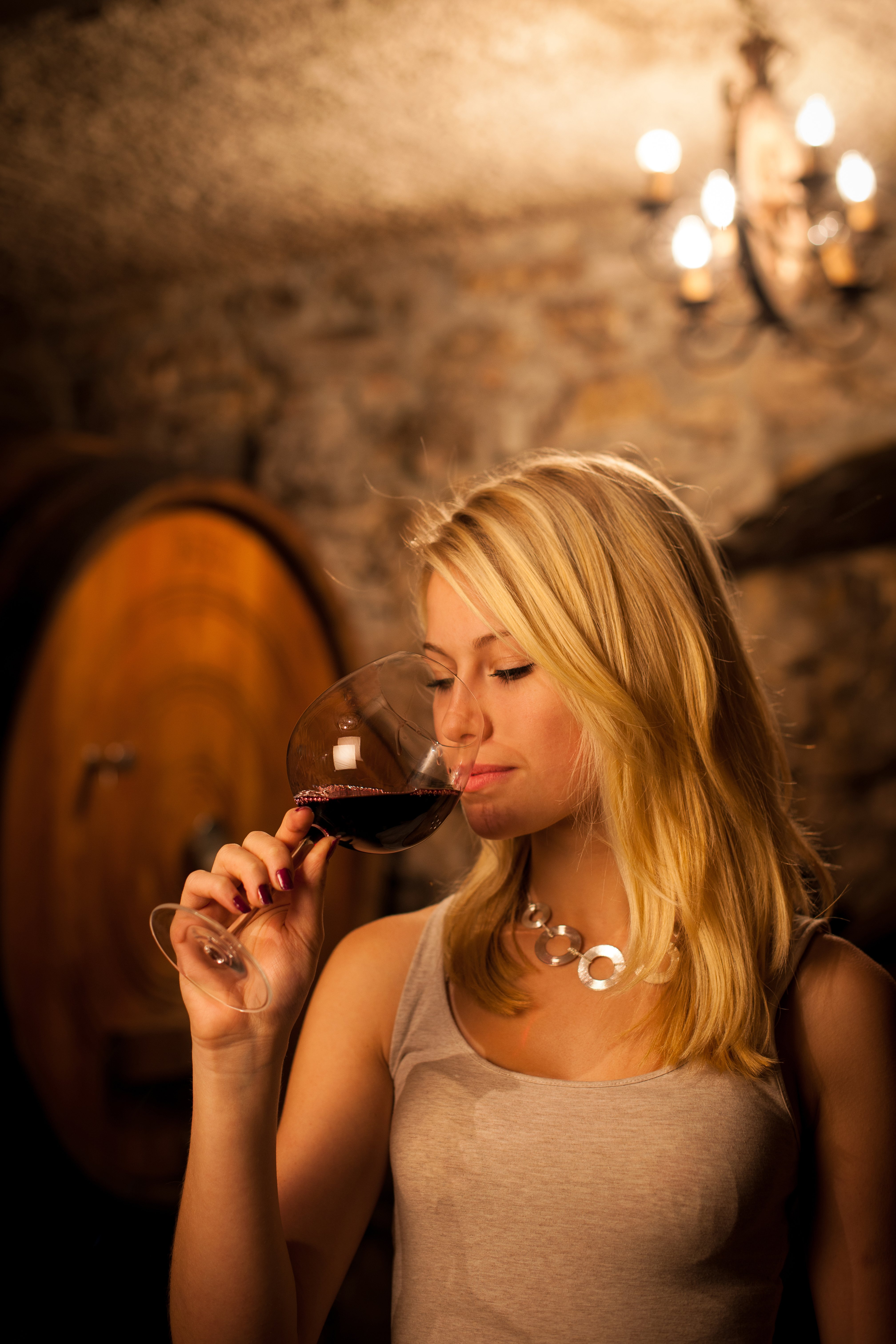 Alcohol effects on skin