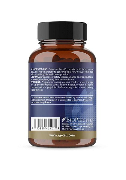 Testosterone Booster – Radiant RG-Cell